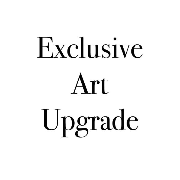 Upgrade Exclusive Art Book Cover Non Fiction