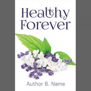 health, self-help, premade book cover