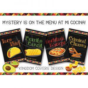 mi cocina mexican food cozy mystery