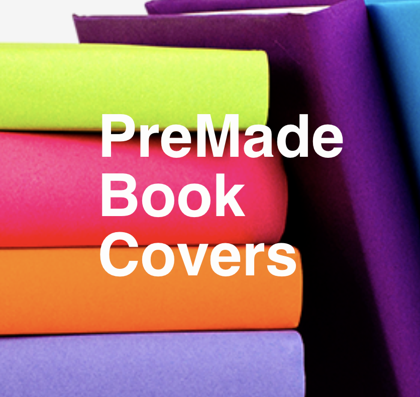 premade book covers for indie self published authors